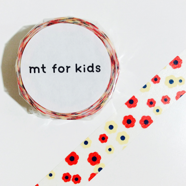 mt for kids 1P モチーフ・花