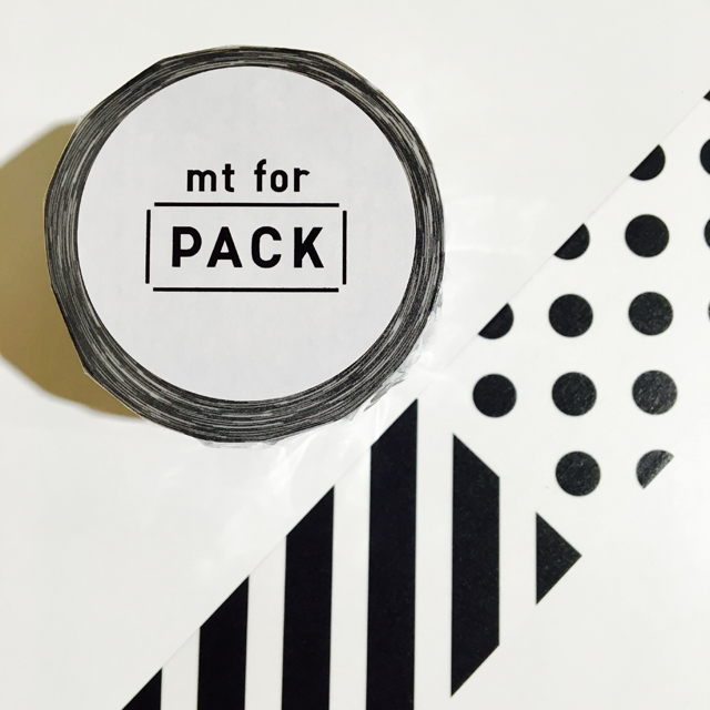 mt for PACK パターン 強粘着