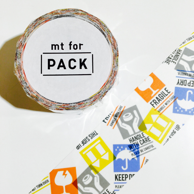 mt for PACK(強粘着) ケアマーク