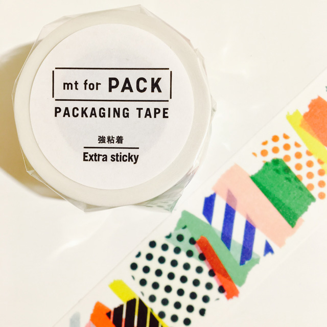 mt for PACK(強粘着) mt